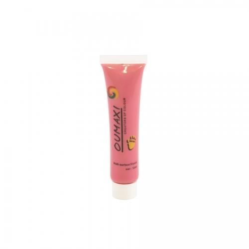 Акриловая краска, розовая, 12 мл, Oumaxi