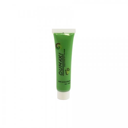 Акриловая краска, зеленая (светлая), 12 мл, Oumaxi