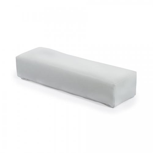 Подушка под руку, белая, для маникюра