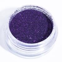 Блестки фиолетовые для дизайна ногтей_1