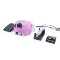 Аппарат для маникюра LX 202-35000 Розовый