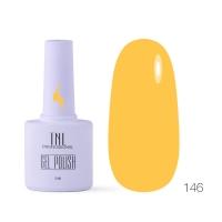 Гель-лак TNL 8 Чувств №146 - золотой мед (10 мл.)
