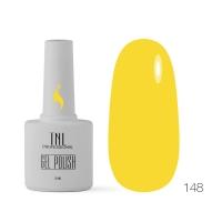 Гель-лак TNL 8 Чувств №148 - лимонный (10 мл.)