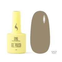 Гель-лак TNL 8 Чувств №157 - спелая оливка (10 мл.)