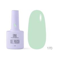 TNL, Гель-лак 8 Чувств №170 - светло-зеленый (10 мл)