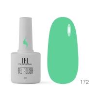 Гель-лак TNL 8 Чувств №172 - ирландский зеленый (10 мл.)
