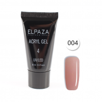 Elpaza acryl gel UV/LED №004