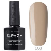 ELPAZA,  Гель-лак Classic №003
