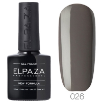 ELPAZA,  Гель-лак Classic №026