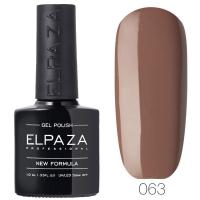 ELPAZA,  Гель-лак Classic №063