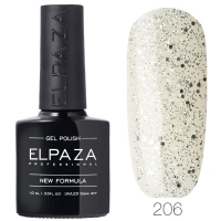 ELPAZA,  Гель-лак Classic №206