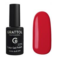 Гель-лак Grattol GTC081 Cherry (9 мл.)
