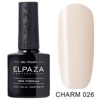 ELPAZA,  Гель-лак Charm №026 (10 мл)