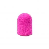 Колпачок песочный, фиолетовый, диаметр 13 мм, 80 грит