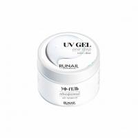 RUNAIL,  Однофазный прозрачный  УФ-гель (15 гр)