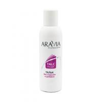 ARAVIA Professional, Тальк без отдушек и химических добавок (150 мл.)