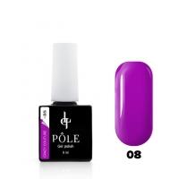 гель лак поль кутюр фиолетовый