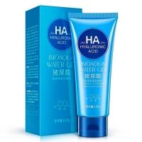 BIOAQUA, Пенка для умывания с гиалуроновой кислотой Water Get Hyaluronic Acid (100 г)