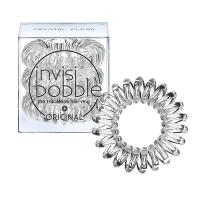 Invisibobble, Резинка-браслет для волос, ORIGINAL Crystal Clear
