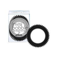 Invisibobble, Резинка-браслет для волос SLIM True Black