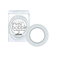 Invisibobble, Резинка-браслет для волос SLIM Crystal Clear