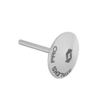 Педикюрный диск зонтик PODODISC STALEKS PRO M и сменный файл-кольцо 180 грит 5 шт (20 мм)