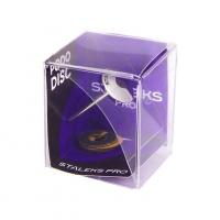 STALEKS PRO, Педикюрный диск зонтик PODODISC S  и сменный файл-кольцо 180 грит 5 шт (15 мм)