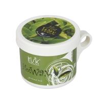 IRISK professional. Воск горячий плёночный в банке для СВЧ (Зеленый чай), 100 гр.