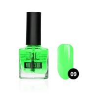 Краска TNL для акварельной техники Aqua Illusion №09 зеленая , 10 мл