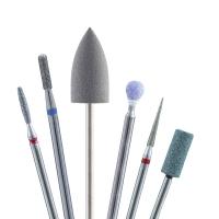 Кристалл Nails, Набор фрез универсальный для аппаратного маникюра и педикюра №17