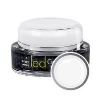 IRISK professional, LED Гель Bright White, 10 мл