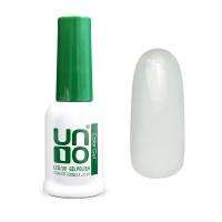 UNO, Гель-лак White (№001 Белый), 8 мл