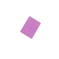 Silver Kiss, Баф-мини квадрат розовый