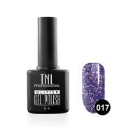 Гель-лак TNL - GLITTER №17 - Ультрамариновый (10 мл.)