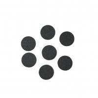 ATIS, Сменные файлы диски, черные,14 мм, 80 грит