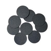 ATIS, Сменные файлы диски, черные, 24 мм, 80 грит