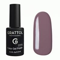 Гель-лак Grattol GTC004 GREY VIOLET (9 мл.)