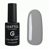 Grattol, Гель-лак GTC019 PASTEL GREY (9 мл.)