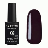 Гель-лак Grattol GTC101 MAROON (9 мл.)