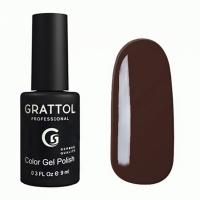 Гель-лак Grattol GTC141 ESPRESSO (9 мл.)