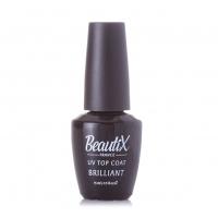 Beautix, Топ Brilliant без липкого слоя, 15 мл