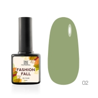 Гель-лак TNL Fashion Fall №02 - свежий тренд (10 мл.)