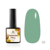 Гель-лак TNL Fashion Fall №03 - муза Джанни Версаче (10 мл.)
