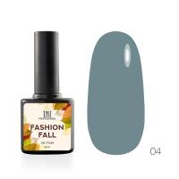 Гель-лак TNL Fashion Fall №04 - французский шарм (10 мл.)