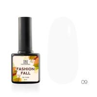 Гель-лак TNL Fashion Fall №09 - невинный белый (10 мл.)