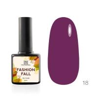 Гель-лак TNL Fashion Fall №18 - обложка Вог (10 мл.)