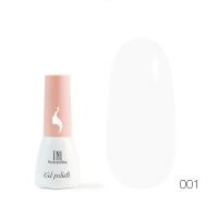 TNL, Гель-лак 8 Чувств Mini №001 - белоснежный (3.5 мл)
