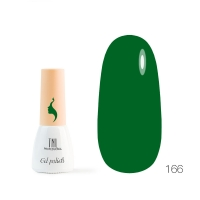 TNL, Гель-лак 8 Чувств Mini №166 - лесной папоротник (3.5 мл)