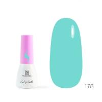 TNL, Гель-лак 8 Чувств Mini №178 - тиффанни (3.5 мл)