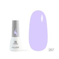 TNL, Гель-лак 8 Чувств Mini №267 - пастельно-лиловый (3.5 мл)